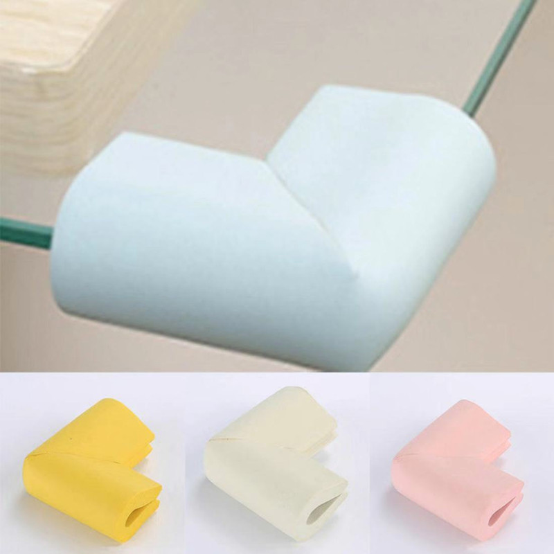10PcsU-shaped Table Angle Cushion Anti-collision Baby Safety Corner Protector Cover Guards