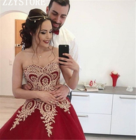 2019 Fashion Corset Quinceanera Dresses Custom Made Formal Party Gowns Sweetheart Sequined Lace Tulle Lace Up Applique Ball Gown
