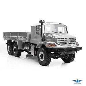1/14 Zetros Overland 6x6 RTR RC грузовик