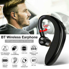 Wireless Bluetooth Headset Stereo Headphone Earphone Sport Handfree Universal.