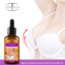 Aichun Papaya Breast enhancement Essential oil Promote Growth Augmentation Massage for Big Boobs