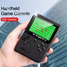 2021 nuova macchina da gioco classica retrò 400 in una macchina da gioco console di gioco portatile a doppia versione console di gioco portatile