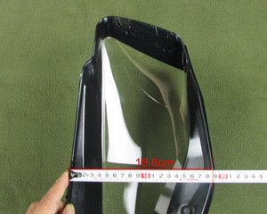 Image 5 - Headlamp Cover Lampshade Transparent Cover Headlights Shell Lampshade Lens Glass For Audi A5 2012 2013 2014 2015 2016