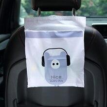 Bags Trash-Can Storage-Bag Disposable Car Pp 15pcs Vehicle-Supplies Multi-Functional