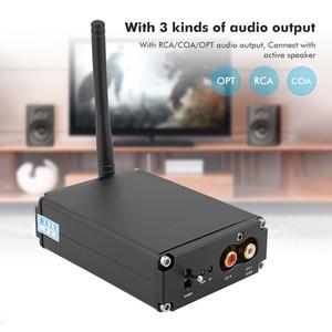 Image 5 - AIYIMA ES9038Q2M מפענח קואקסיאלי סיבי DAC CSR8675 Bluetooth 5.0 APTX מקלט JRC5532 פענוח לבית קול מגבר DIY