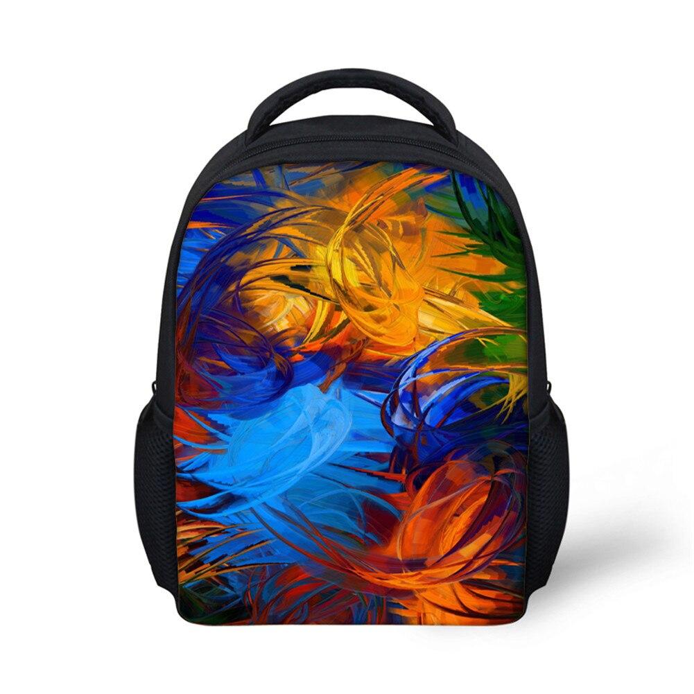 School Season 2019 New Style Schoolbag For Elementary School Students CHILDREN'S School Bags GIRL'S And BOY'S Graffiti Backpack