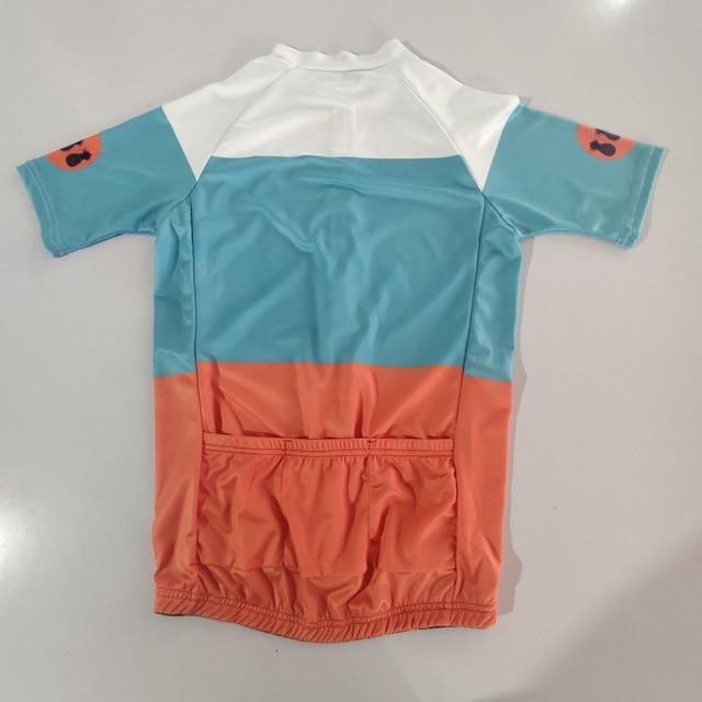 2020 tres pinas conjunto camisa de ciclismo 9d bicicleta shorts conjunto mtb das mulheres verão secagem rápida pro camisas ciclismo maillot roupas 4