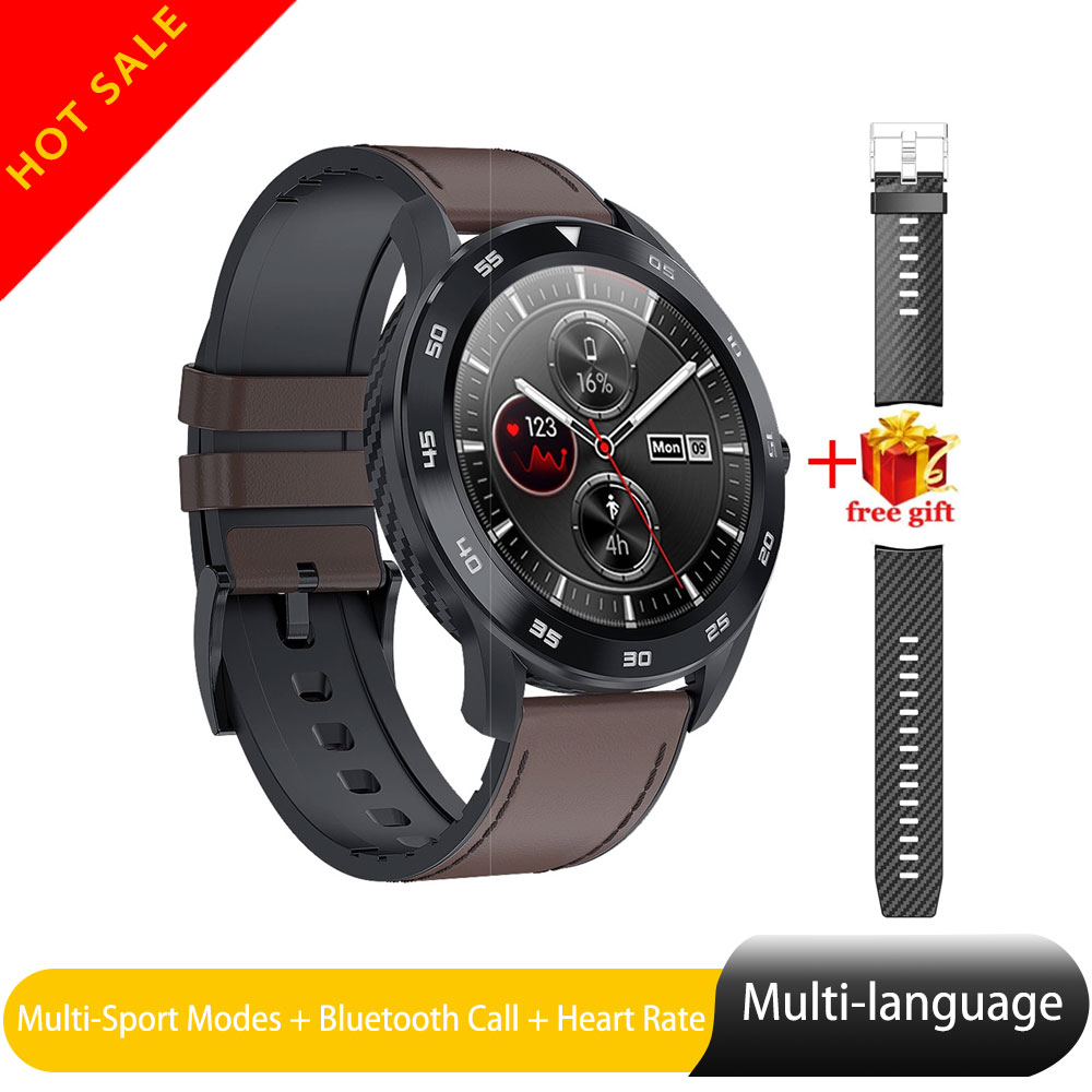 DT98 Smart Watch Bluetooth Call ECG Heart Rate IP68 Waterproof Sport Tracker Man Smartwatch Ios For Samsung Xiaomi Huawei Iphone