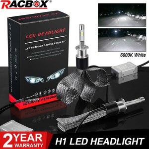 Image 1 - Kit de lampes à ampoule H1 phare LED 72W 36W 7000LM H7 H8/H9/H11 9005/HB3 9006/HB4 H4 pour voiture phare LED s