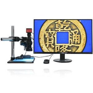 Image 4 - Full HD 4K 1080P Sony Sensor IMX342 Elektronische Video Präzision Mess Mikroskop Voll Fokus Lupe Schweißen Reparatur Prüfung