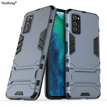 For Huawei Honor V30 Pro Case For Honor V30 Pro Cover Rubber Protective Fundas Armor Coque Phone Case For Huawei Honor V30 Pro 2 1mm thick luxury bumper case for huawei honor v30 germany bayer material case honor v30 pro independent plating button cover