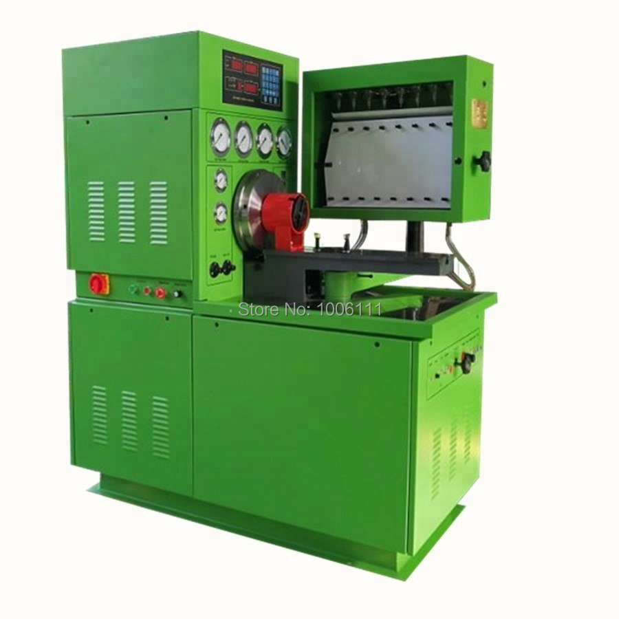FOR 8 Cylinders Diesel Pump Test Bench Fuel Injection Pump Test Stand