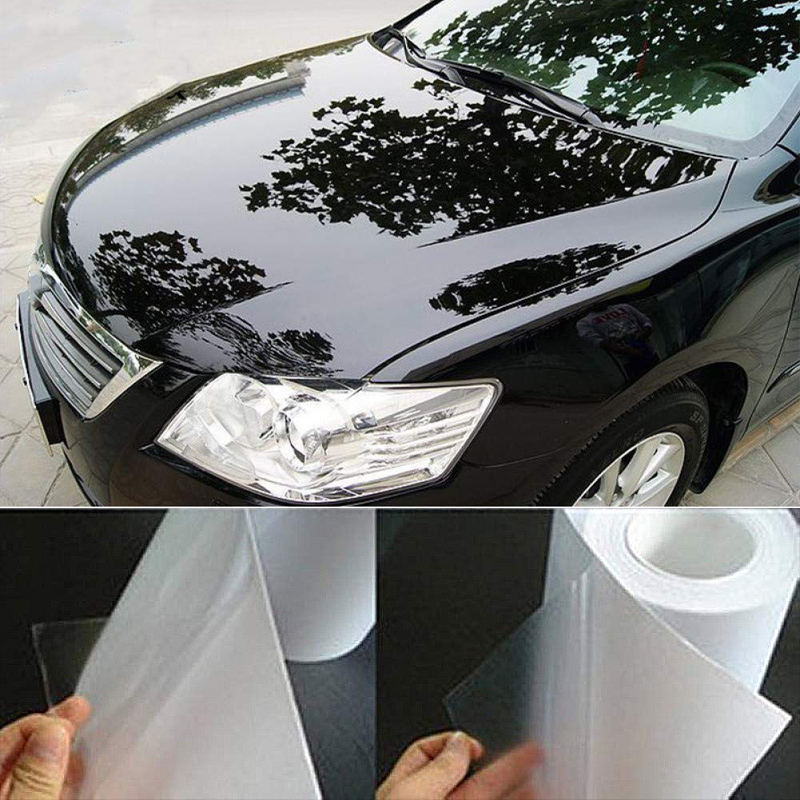 Car Protection Film Clear Car Bumper Hood Paint Protective Film High Strength Rhino Skin Sticker For Vehicle Surface