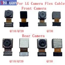 Back Rear Front Camera Flex Cable For LG Q Stylo 4 Q710 Stylo 5 Q720 Stylo 6 Q730 Main Big Small Camera Module Repair Parts