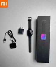 Original Xiaomi Mi reloj MIUI Android GPS NFC WIFI ESIM Fitness Bluetooth Monitor de ritmo cardíaco reloj Smart multifuncional