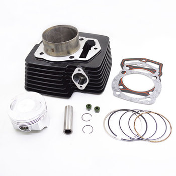 Motorcycle Cylinder Kit 69mm Bore For IRBIS XP250P XP 250 P VJ250 169FMM 250cc Off Road Dirt Bike