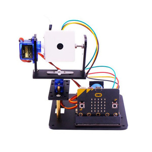 Image 4 - Yahboom Microbit fpv camera gimbal micro: bit robot WIFI car intelligent vision kit RC car robot spare parts