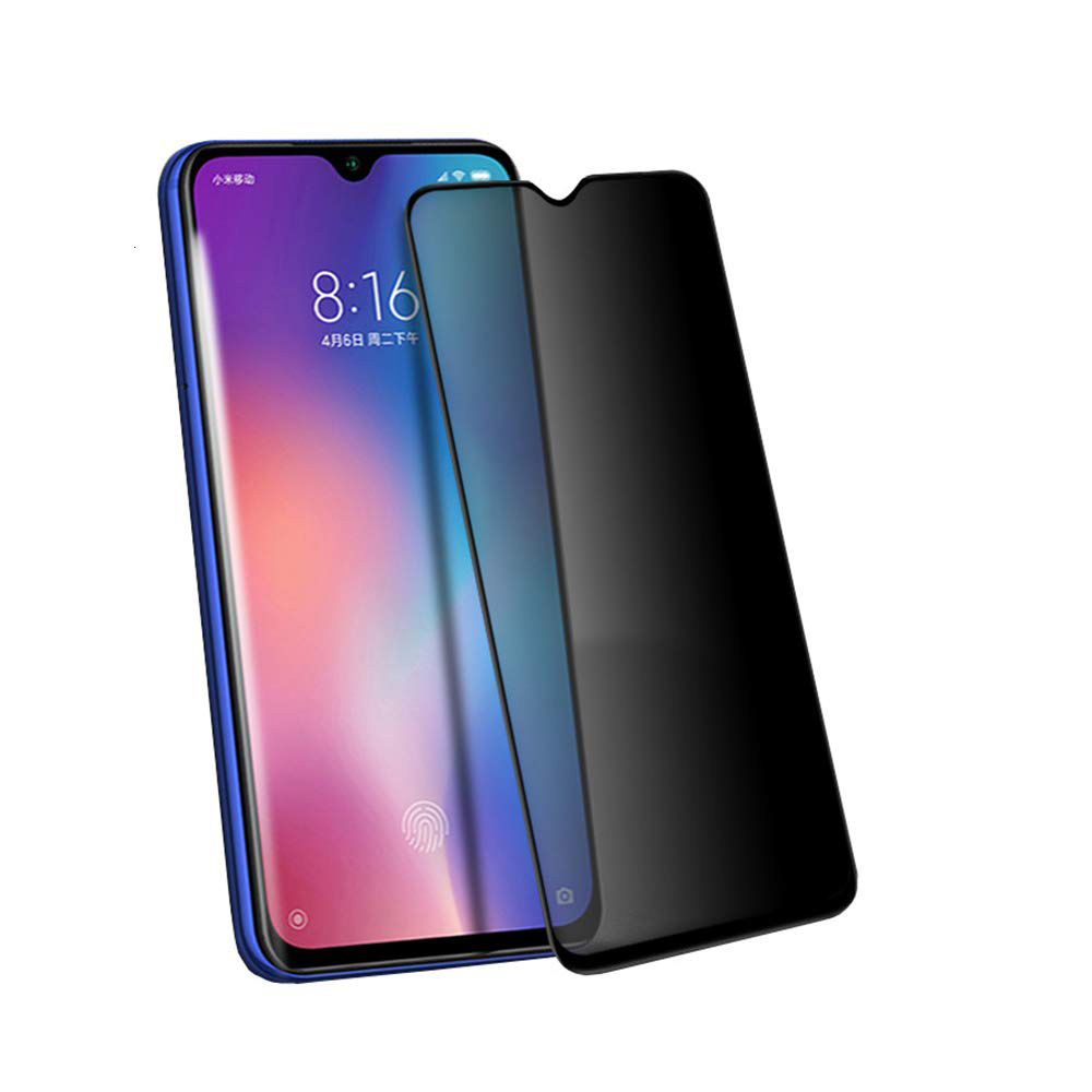3D Privacy Tempered Glass For UMIDIGI X Power S3 A5 PRO F1 Anti Glare Screen Protector For UMIDIGI ONE MAX F1 Play Full Glass