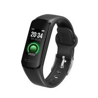 Fitbit-pulsera inteligente deportiva resistente al agua IP68, reloj inteligente deportivo con control del ritmo cardíaco, cardio, para Android e IOS