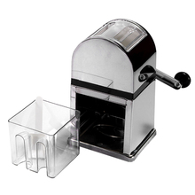 Ice-Blenders-Tools Ice-Machine Hand-Shaved Manual Portable Kitchen-Bar Multi-Function