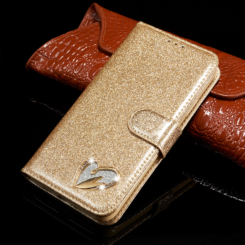 Bling Glitter Leather Case for iPhone 11/11 Pro/11 Pro Max 11