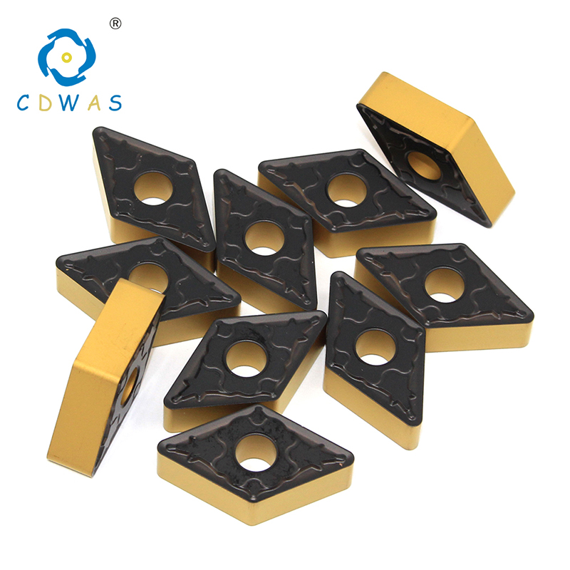 10PCS DNMG150608 PM PC4225 External Turning Tool High Quality DNMG 150608 Carbide Inserts CNC Lathe Cutter Tools For Steel