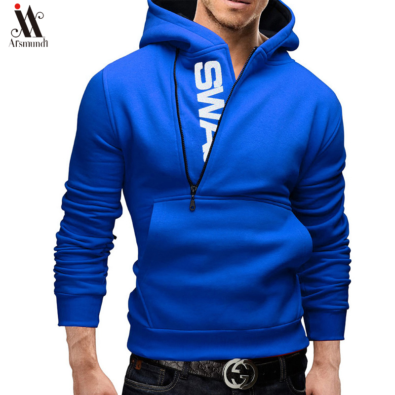 Hoodies Men  Spring Fashion Tracksuit Sweatshirt Men's Winter Warm Collar Cap Long Sleeves Pullover Hoody Sweatshirts2020