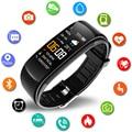 Neue Smart Band Männer Frauen Smart Armband Fitness Tracker Für Android IOS Herz Rate Monitor Smartband Smart Handgelenk Band Handgelenk-band