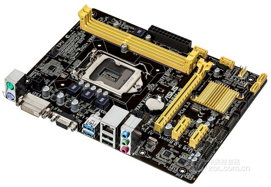 Asus/Asus B85m-f Solid Motherboard 1150 Needle Seconds H81 Package