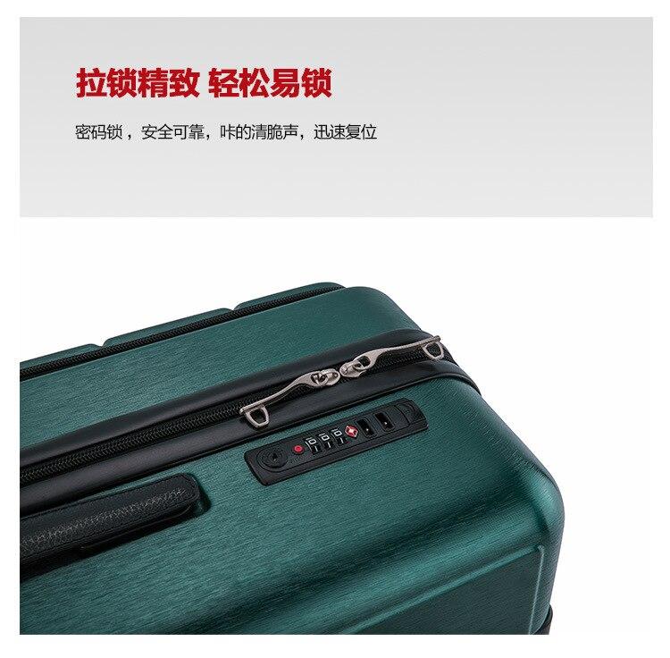 Novo 18-inch mala à prova dwaterproof água