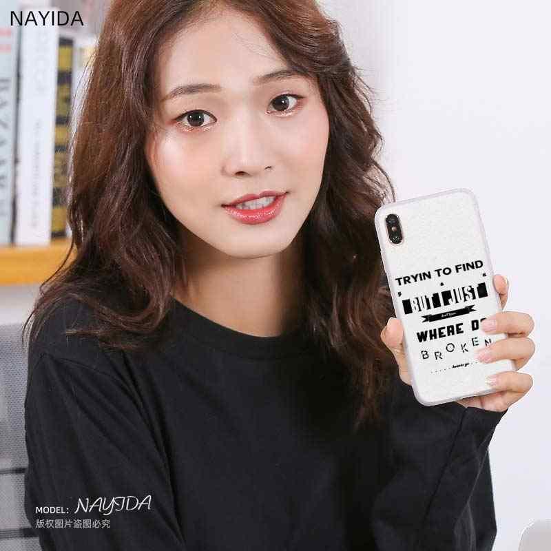 Mode Telefoon Case Voor Huawei Mate 30 20 10 Lite Pro Y7 Y9 2019 Cover Nova 5 4 3 5T Coque Gevallen Een Richting Louis