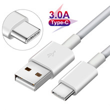 USB C Type C Fast Charger Cable for Xiaomi CC9 Pro 10 Redmi Note 8 8T 9A 9C Pro Infinix 5s Hot8 Hot7 Vernee v2 Mars Apollo Lite
