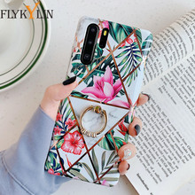 FLYKYLIN Ring Stand Case For Huawei