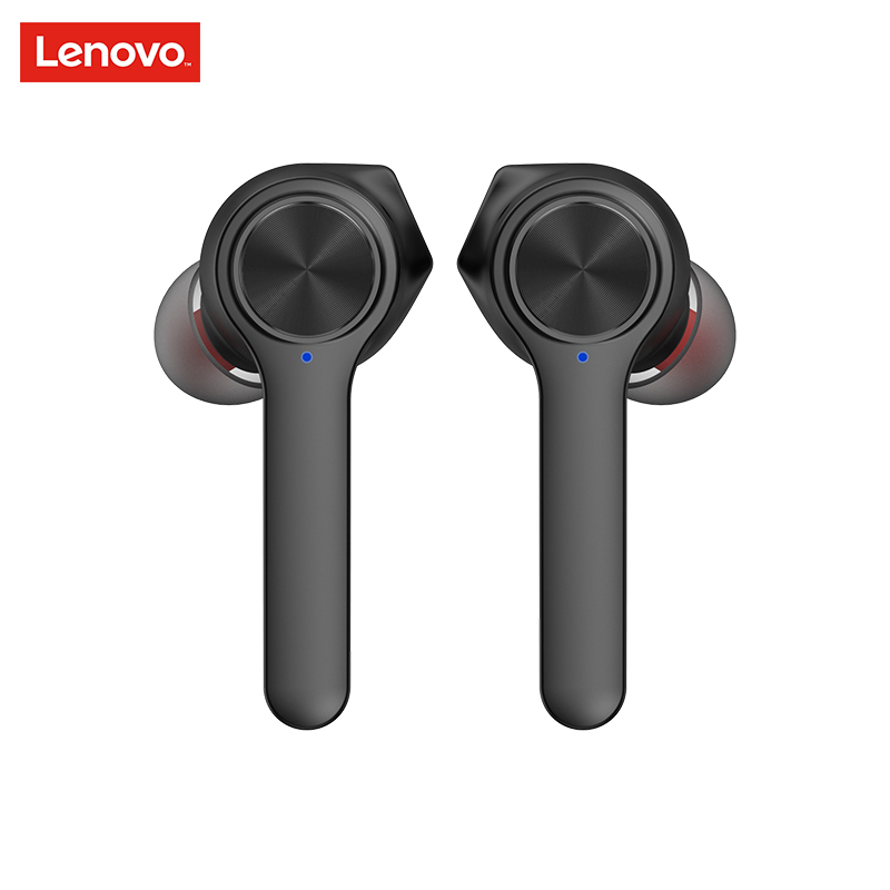 Original Lenovo HT20 TWS Wahre Drahtlose Ohrhörer Bluetooth 5,0 mit Extra <font><b>bass</b></font> Drahtlose Kopfhörer Noise Cancelling Gaming Headset image