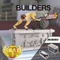 MOC-13390 1462 Pcs 23017 Builing Sisyphus Kinetische Skulptur Modell Bausteine Kreative Serie Erweiterte Modelle