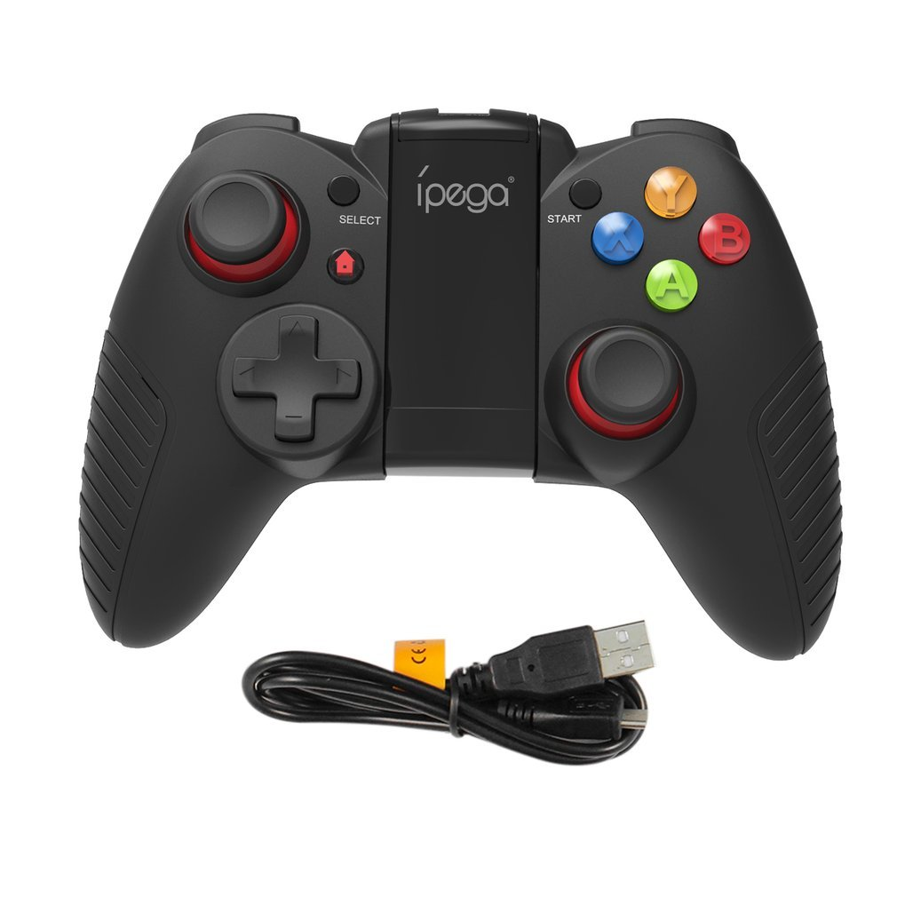 <font><b>Ipega</b></font> <font><b>9067</b></font> Gaming Draadloze Bluetooth 3.0 Game Controller Joystick for iPhone iOS Android-telefoons TV Box PG-<font><b>9067</b></font> Gamepad Game image