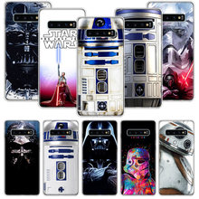 Star Wars Empire Darth Vader Yoda BB8 Case for Samsung Galaxy A10 A20E A30 A40 A70 M30S A50S A6 A7 A8 A9 Plus 2018 Soft Phone Co(China)