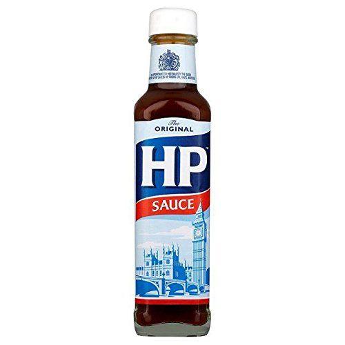 HP - Brown Sauce - Sauce Brune - 255 G