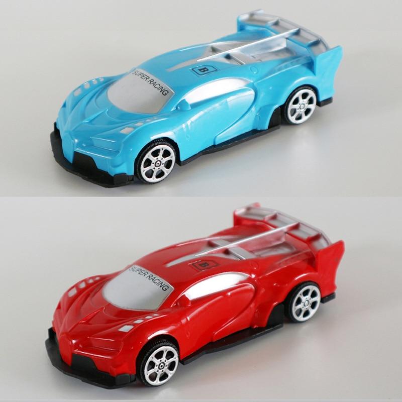 Simulação popular super run carro modelo crianças retorno força carro de brinquedo carro bebê inercial modelo de carro por atacado