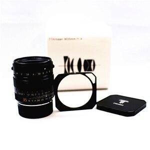 Image 5 - TTArtisan 35mm F1.4 Full Fame Lens for Leica M Mount Cameras Like Leica M M M240 M3 M6 M7 M8 M9 M9p M10 lens