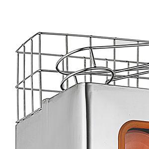 Image 4 - VEVOR Espremedor de Citrinos Espremedor de Laranja Lima Limão Citrus Espremedor de Frutas Máquina Elétrica Automática Alimentação Automática Comercial