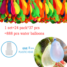 Toy Balloon-Filling Beach-Toy Water-Bombs Party-Gift Summer Outdoor Kid 111pcs Game-Supplies