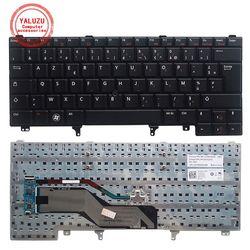 Azerty Французская клавиатура для Dell Latitude E5420 E5430 E6320 E6330 E6430 с точечной палочкой