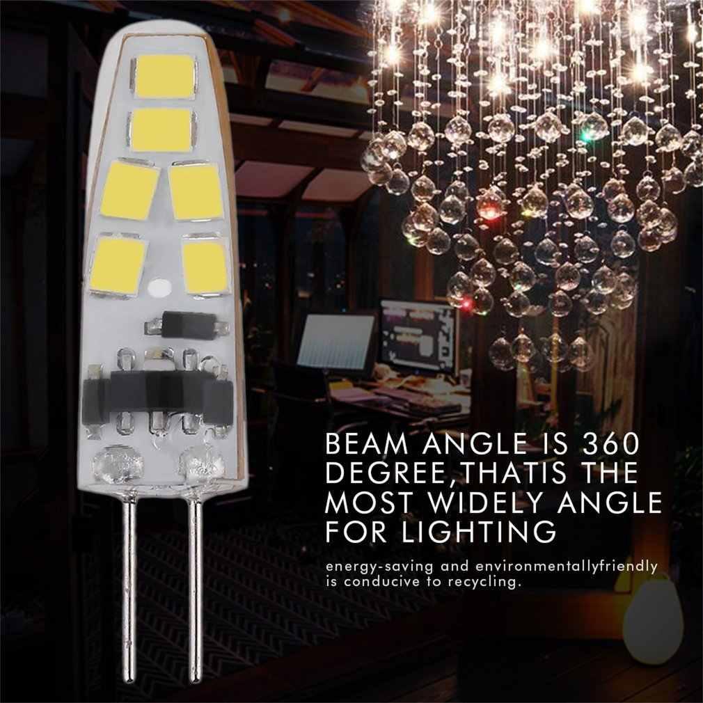 Icoco g4 mini none-regulável cob lâmpada 2 w/5 w/7 w ac/dc 12 v led luz 360 ângulo de feixe lustre substituir lâmpadas de halogênio atacado