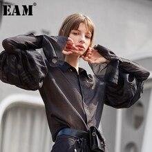 plissado primavera [Eam] blusa