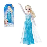 Frozen Princess Elsa and Anna Dolls Snow Queen Action Figures Frozen Figures Doll Hot Toys Birthday Gifts for Children
