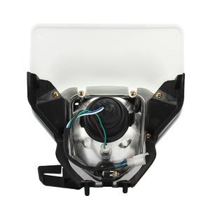 Image 3 - Linterna para cabeza de faro de motocicleta, para Husqvarna te 300 2018 te250 fe te tx fe350 250 350 450 501300 2017 2019