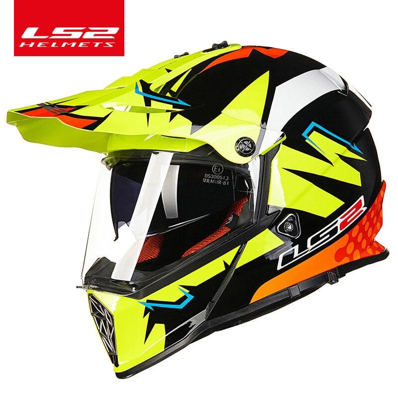 Rainbow LS2 Pioneer MX436 Motorcycle Helmet Visor Shield