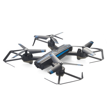 Camera Drone Foldable RC Quadcopter Altitude Hold Helicopter Wifi control 0.3PM 2.4G RC Drone Kids Adult Toy