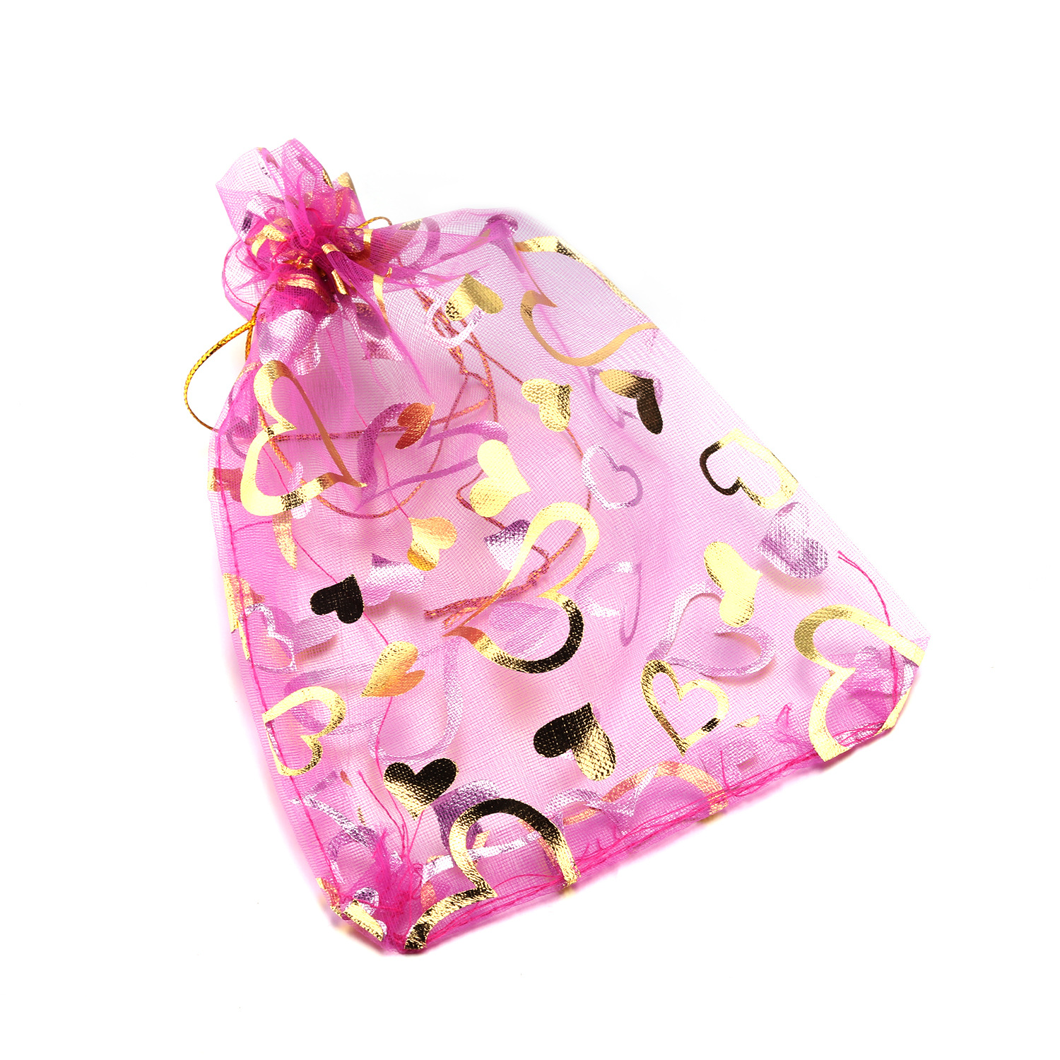 Accessories Can Be Installed Gift New Style Exquisite Accessories Organza Bag Jewelry Bag Drawstring Bag Hh202